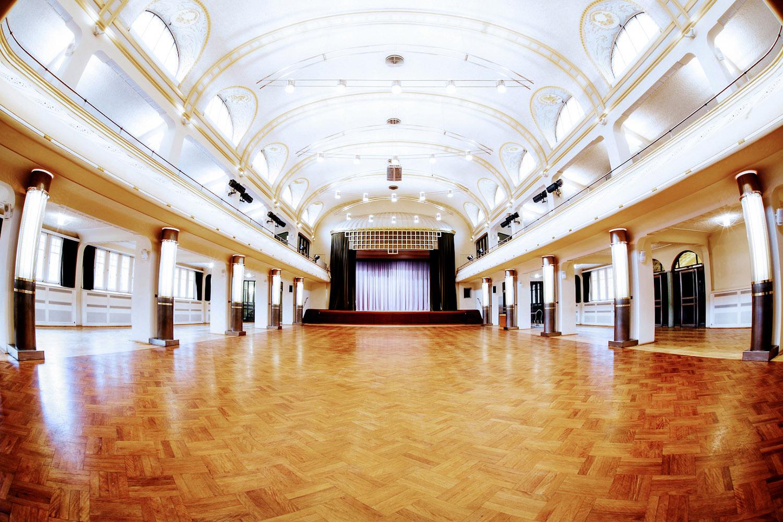 Festsaal Portland Forum