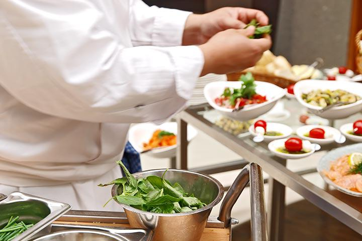 Buffets bei cook and more