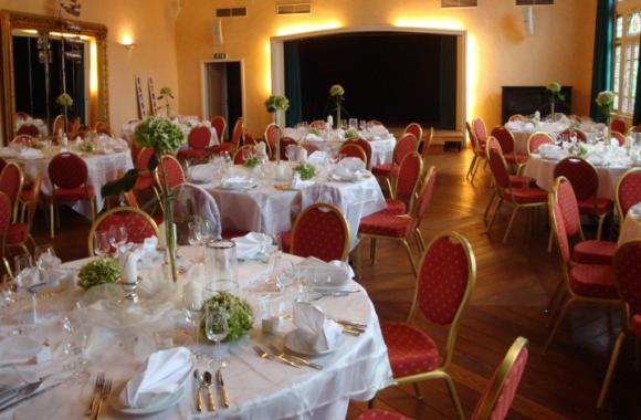 Badischer Hof Jugendstilsaal private Veranstaltung