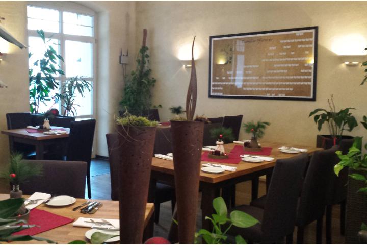 Restaurant Badischer Hof Mannheim-Seckenheim mit gemütlichem Ambiente