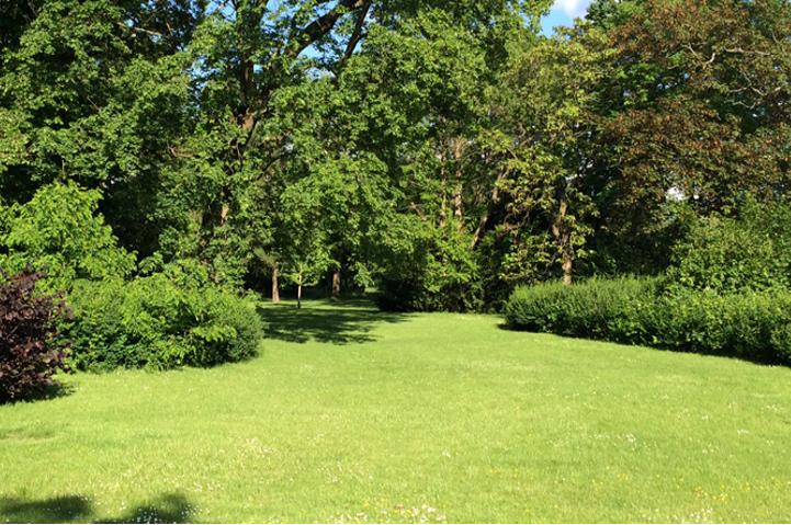 Gutshof Ladenburg Parkanlage