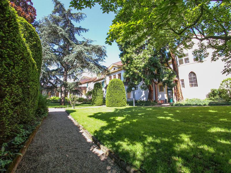 Palais Schloss Wachenheim Schlosspark