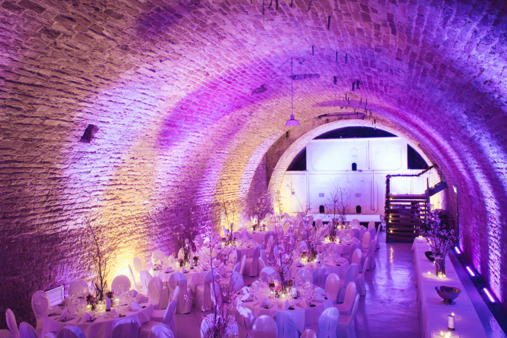 Weinfabrik Großes Gewölbe